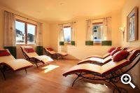 Unser feiner Wellnessbereich im Haus Carolin in Westendorf