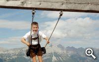Abenteuer für die ganze Familie in den Kitzbühler Alpen