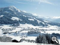 Winter in Westendorf im Tiroler Brixental