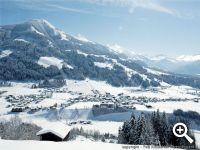 Winter in Westendorf im Tiroler Brixental